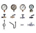 Pressure Gauge Installation Set